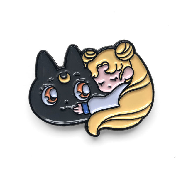 Meyoco - Luna & Usagi Pin