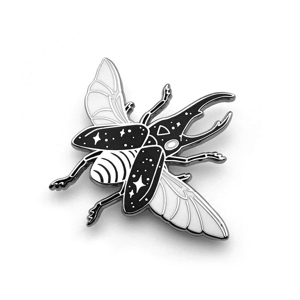 Faunwood - Hercules Beetle Pin
