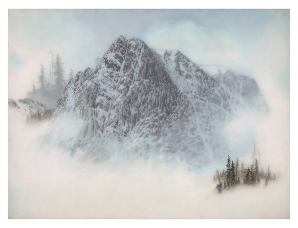 Brooks Salzwedel - Mountain w/ Scaffolding