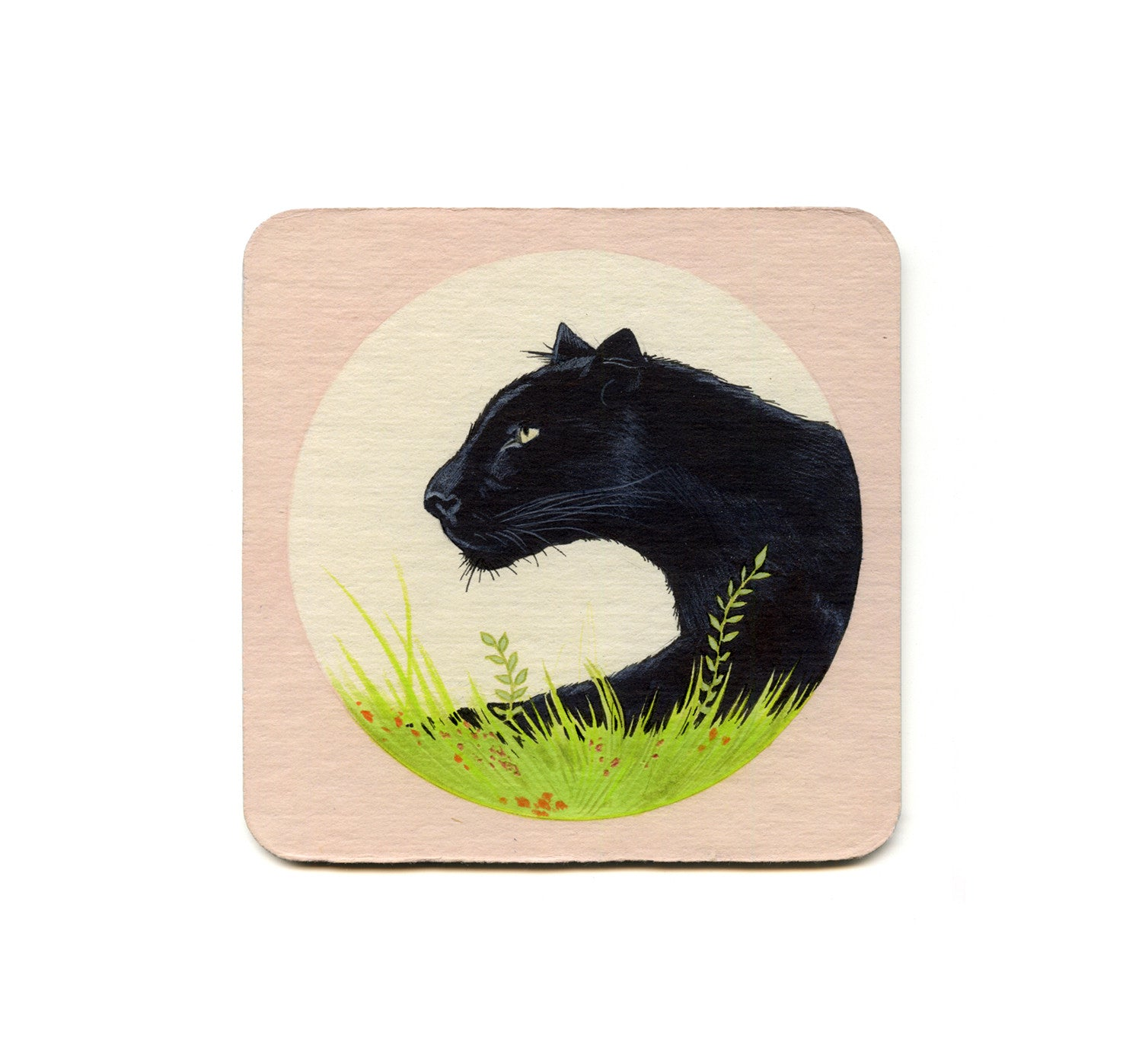 Ryan Berkley - Conversation 2 Coaster