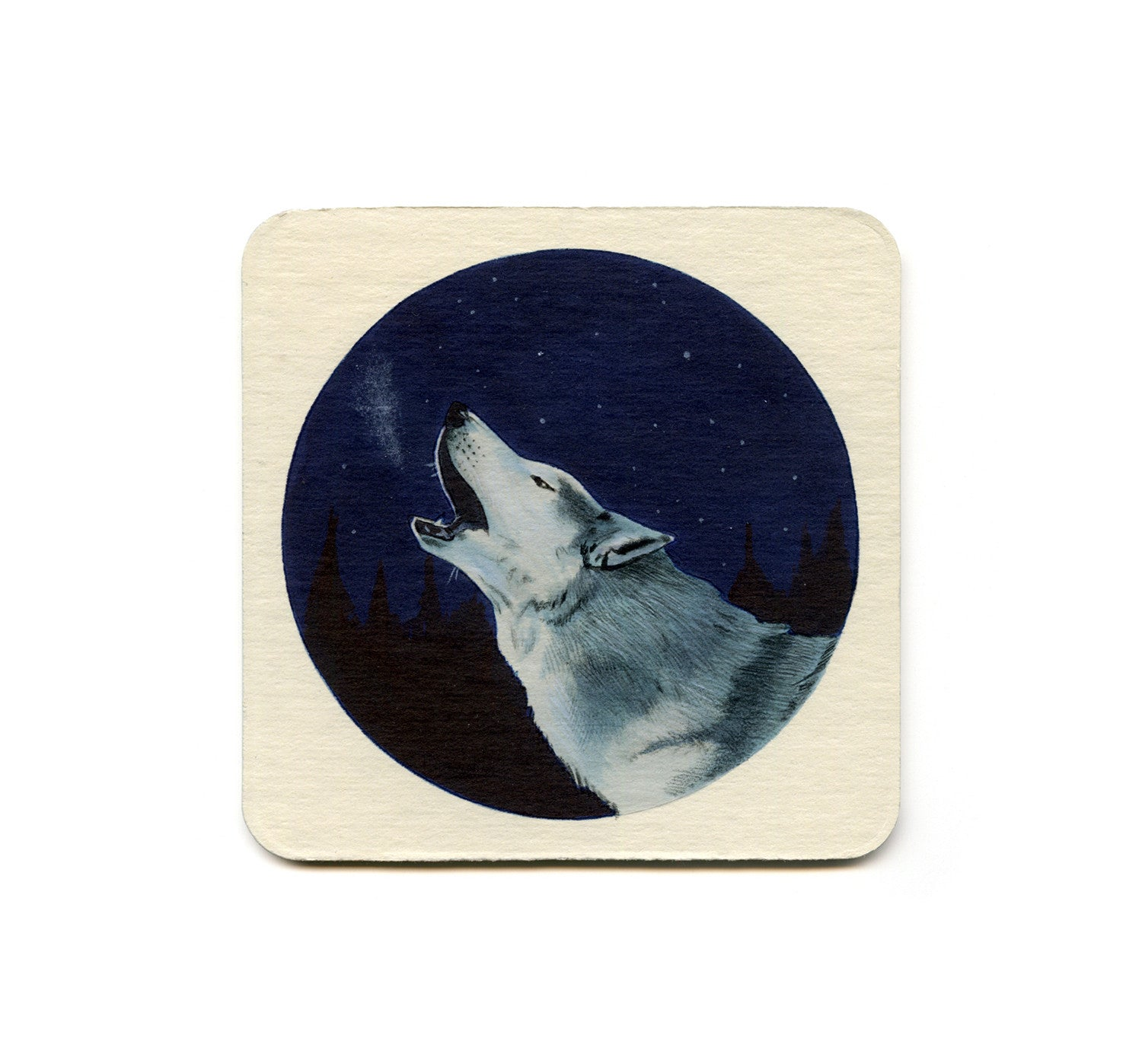Ryan Berkley - Conversation 4 Coaster