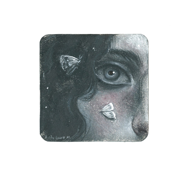 S1 Ashly Lovett - Moth Coaster
