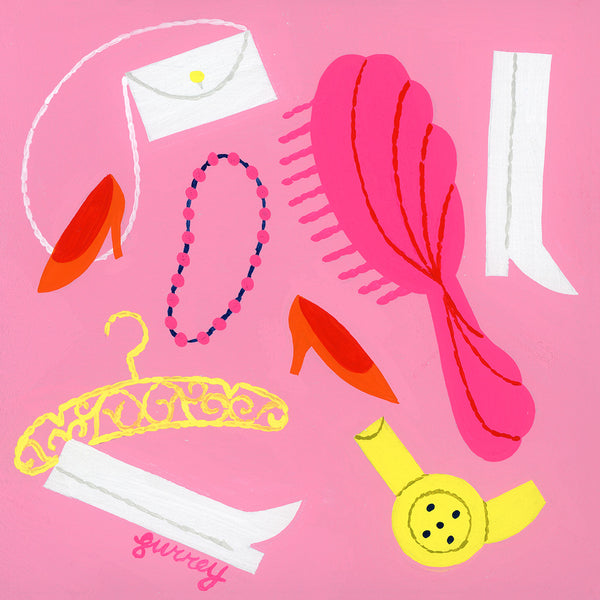 Ellen Surrey - Barbie Accessories