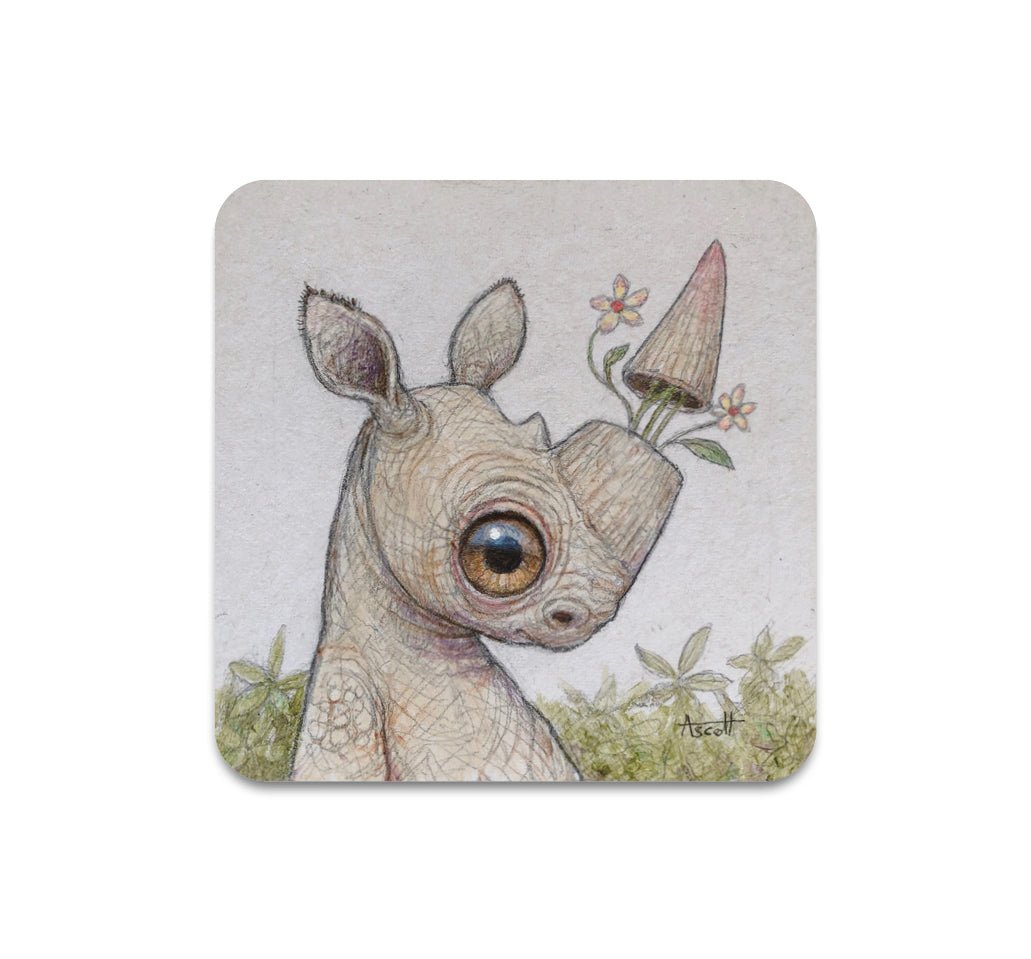 Thomas Ascott - Flower Vase Coaster