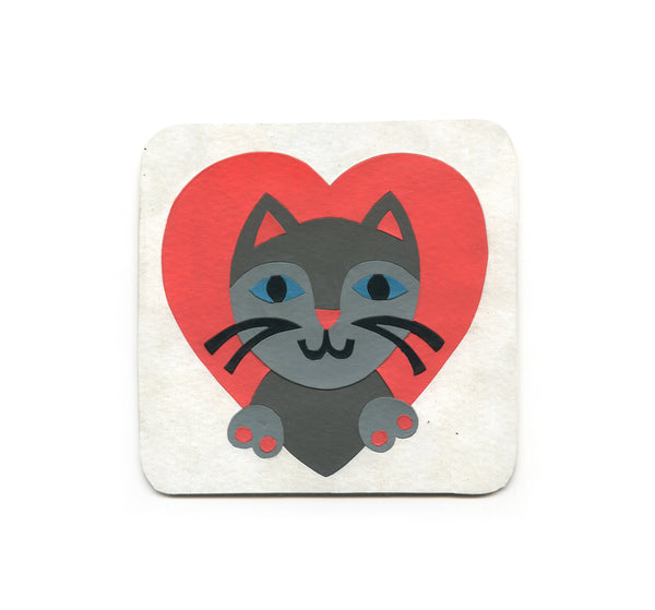S1 Timothy Karpinski Jr. - I Love Cats Coaster