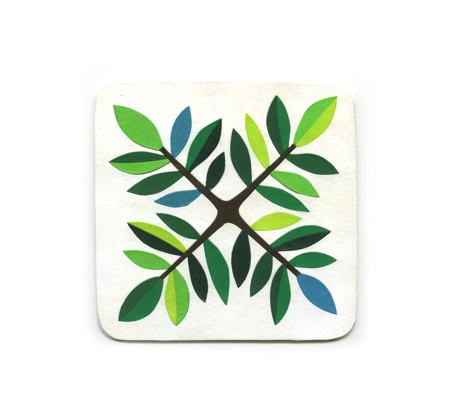 Timothy Karpinski Jr. - Giving Tree Coaster