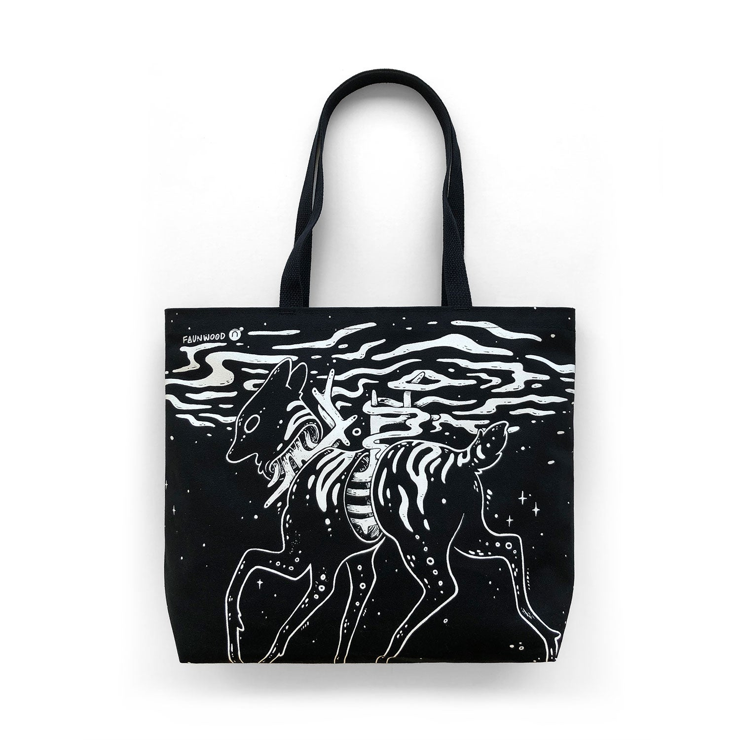 Faunwood - Cosmic Companion Tote