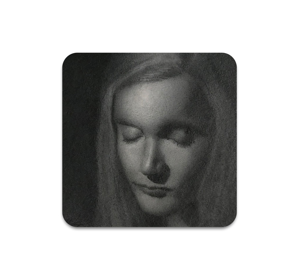 S3 Zach Oldenkamp - Untitled 2 Coaster