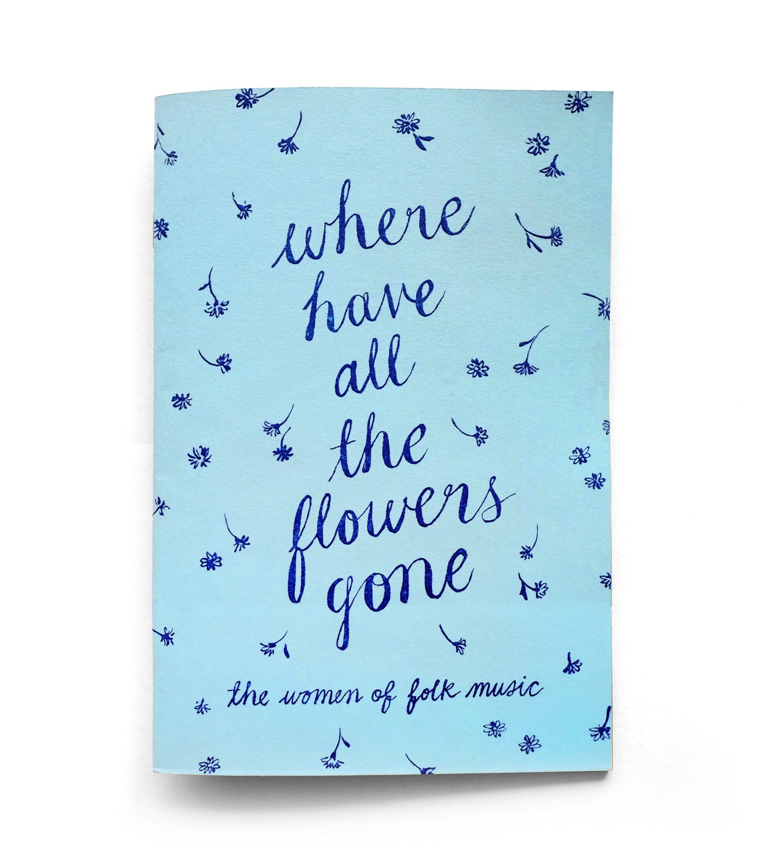 Bijou Karman - Where Have All the Flowers Gone Zine