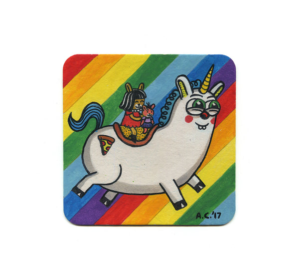 Alex Chiu - Magical Unicorn Ride Coaster