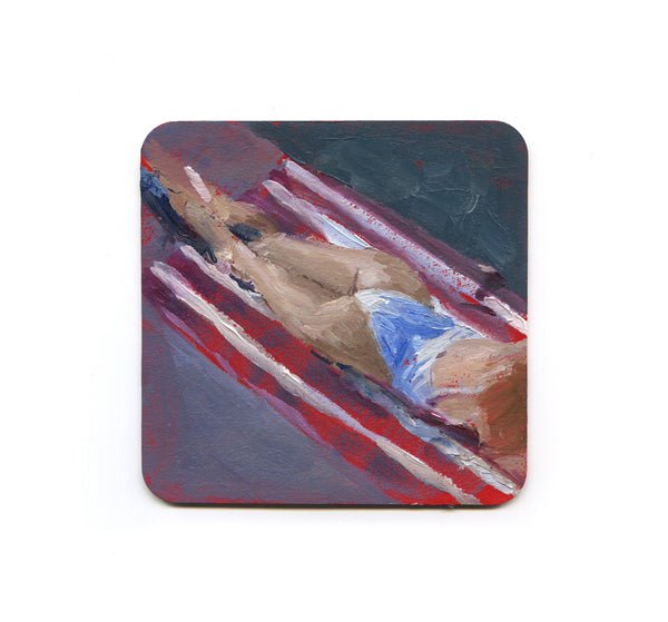 Alfie Berger - Saturated Economies Coaster