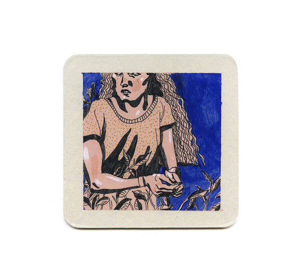 Alison George - Keep Her Safe Too Coaster