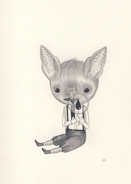 Amy Earles - Baby Bat Boy