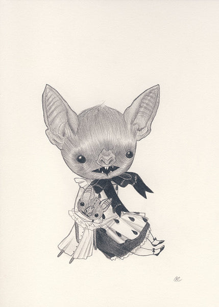 Amy Earles - Baby Bat Girl