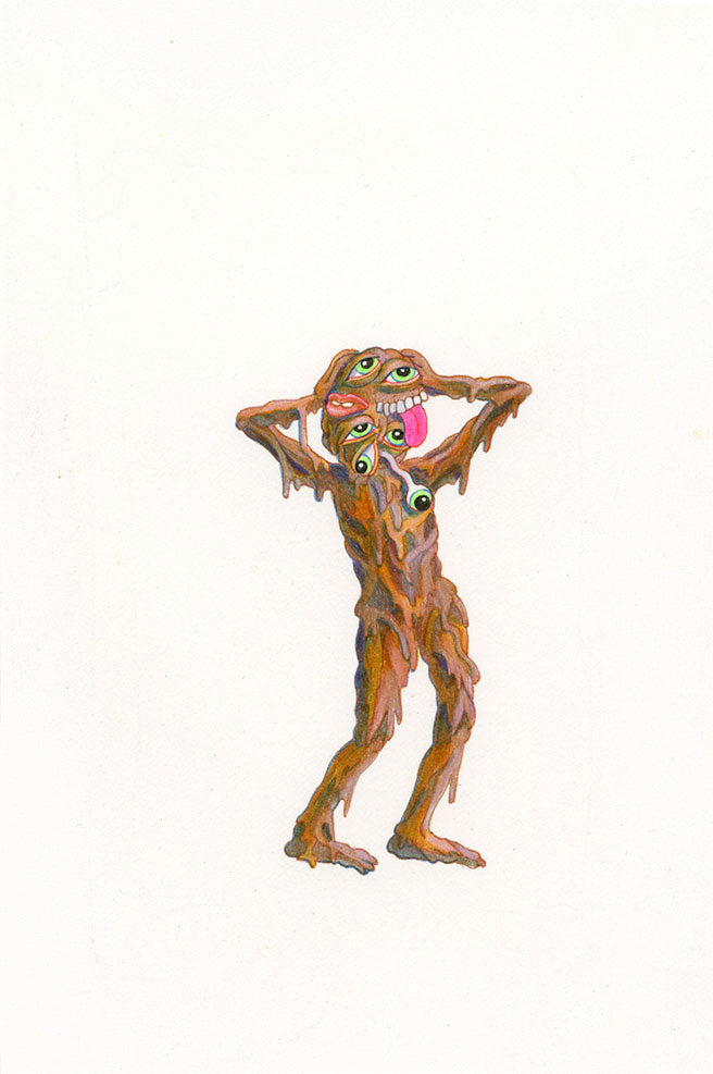Matt Furie - Body Mind