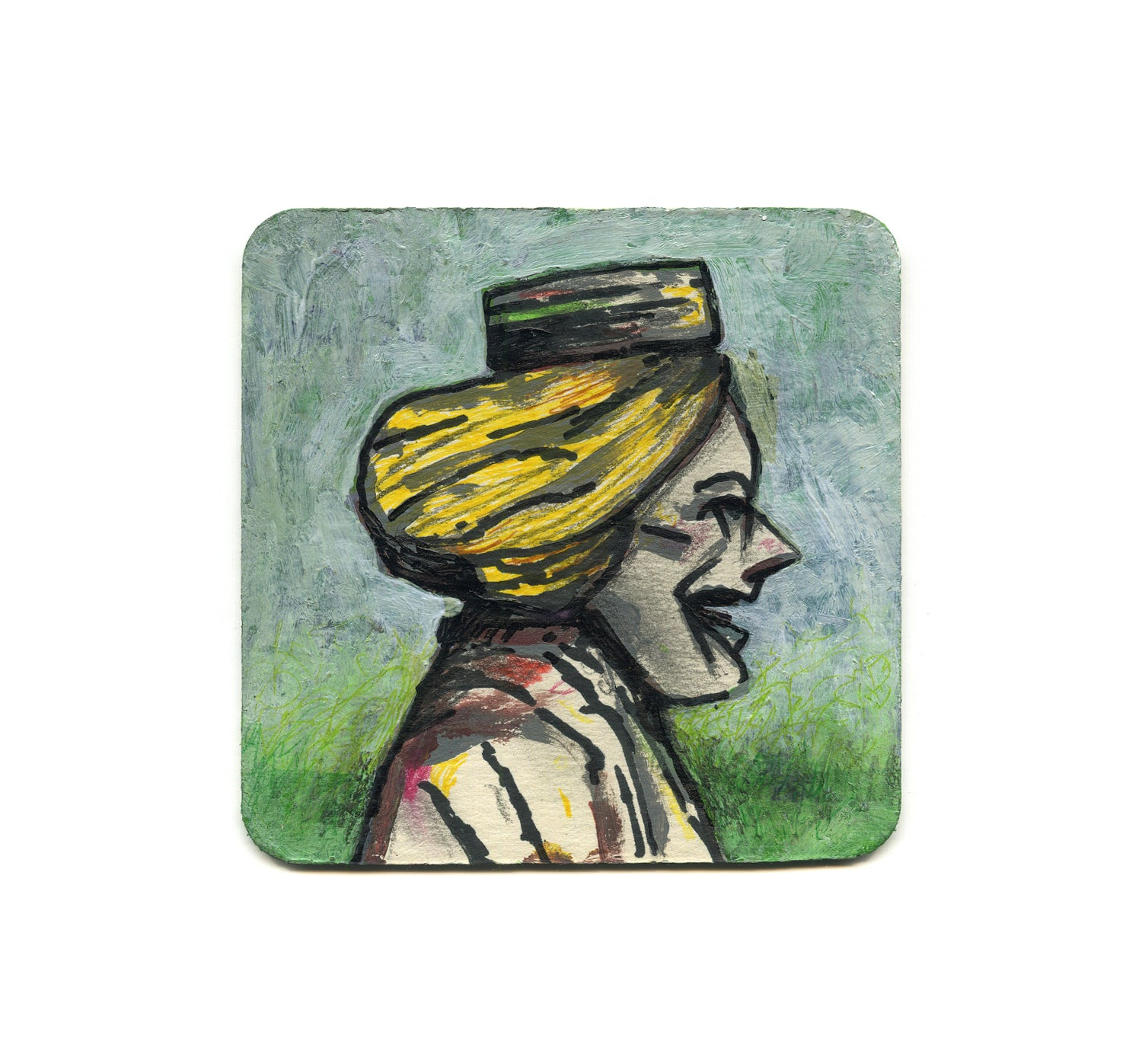 Caleb Coppock - Creeper 1 Coaster