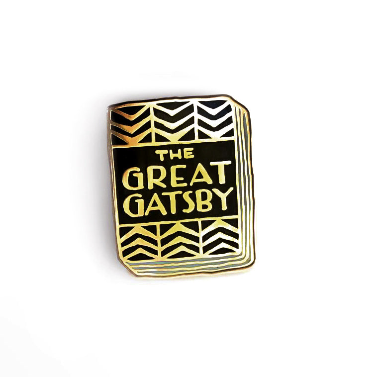 The Great Gatsby Pin
