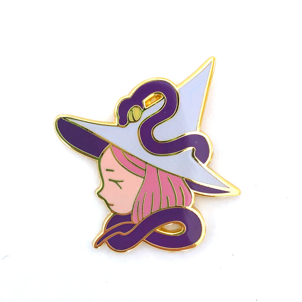 Heikala - Serpent Witch Pin