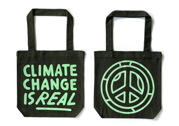 Jackie Brown - Climate Change Tote
