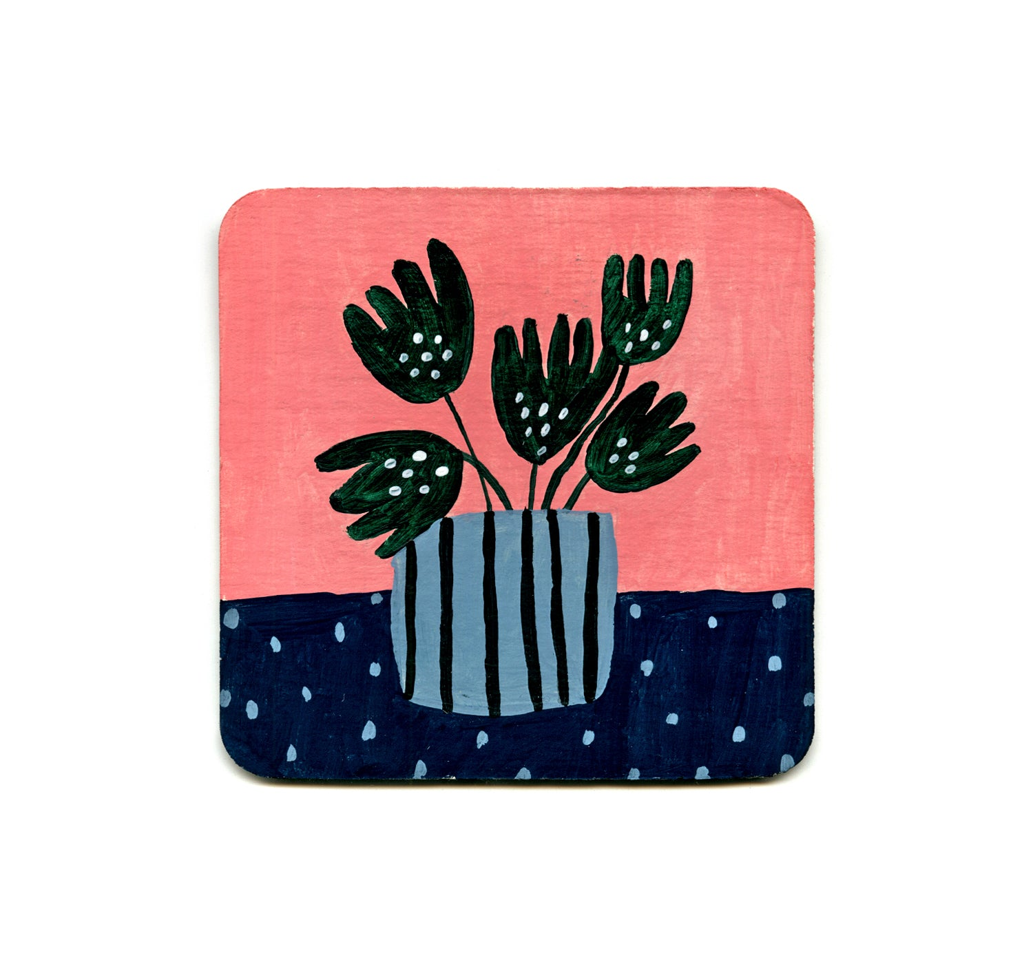 S1 Jennifer Bouron - Plant In Pot Coaster