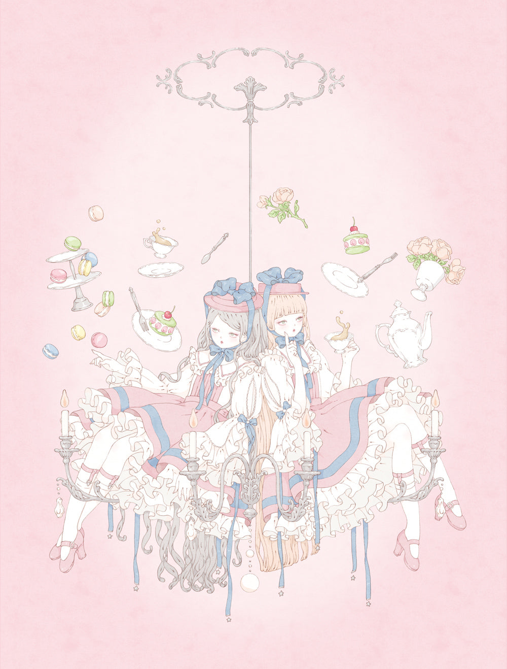 Kira Imai - Magic and Tea Print