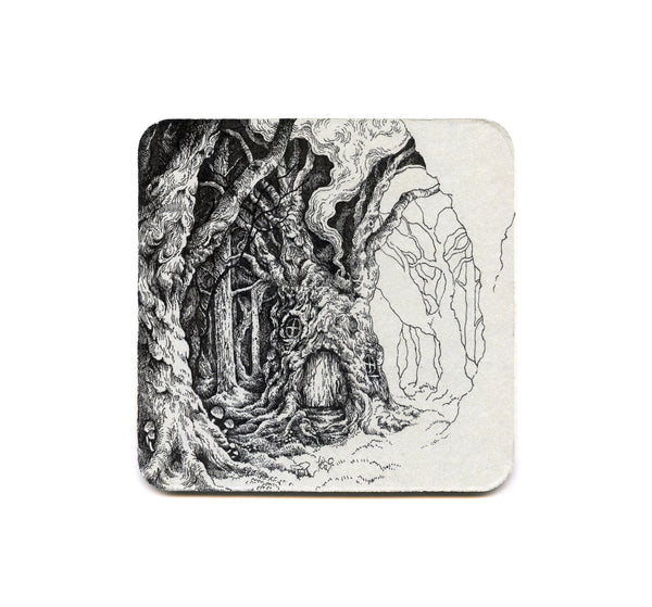 S1 Lily Seika Jones - Witchin Hut Coaster