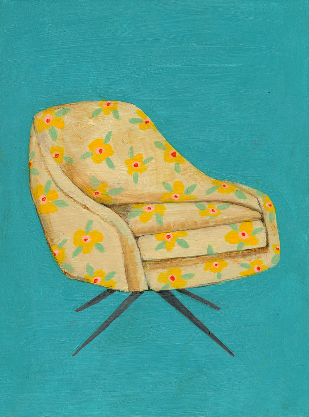 Lisa Congdon - Chair No. 1