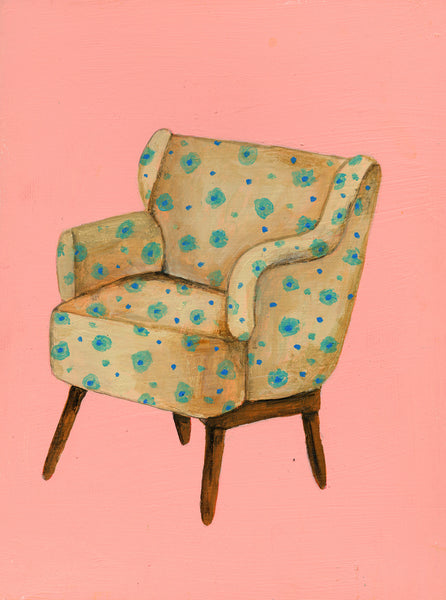 Lisa Congdon - Chair No. 3