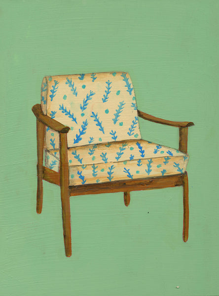 Lisa Congdon - Chair No. 4