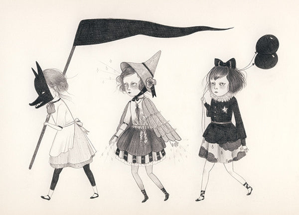 Amy Earles - Little Sisters of Lost Worlds