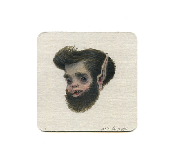 S1 Matt Gordon - Wolf Boy Coaster