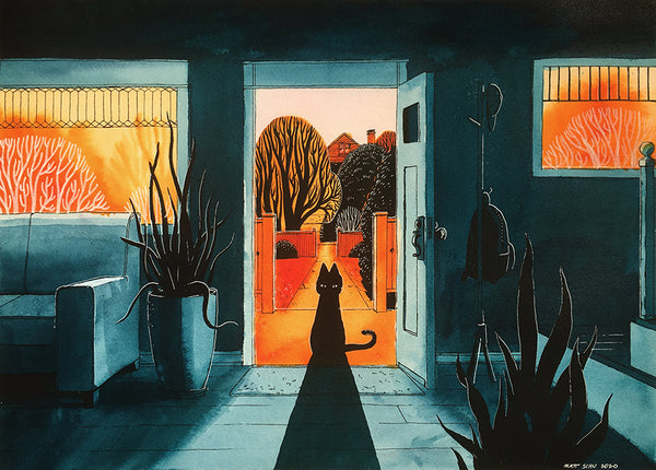 Matt Schu - Doorway