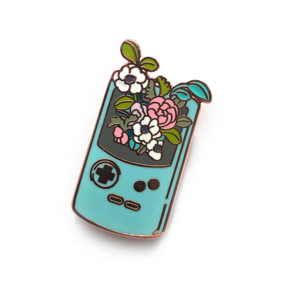Meyoco - Flower Boys Color Pin