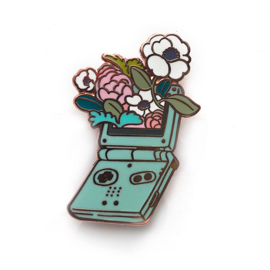 Meyoco - Flower Boys SP Pin