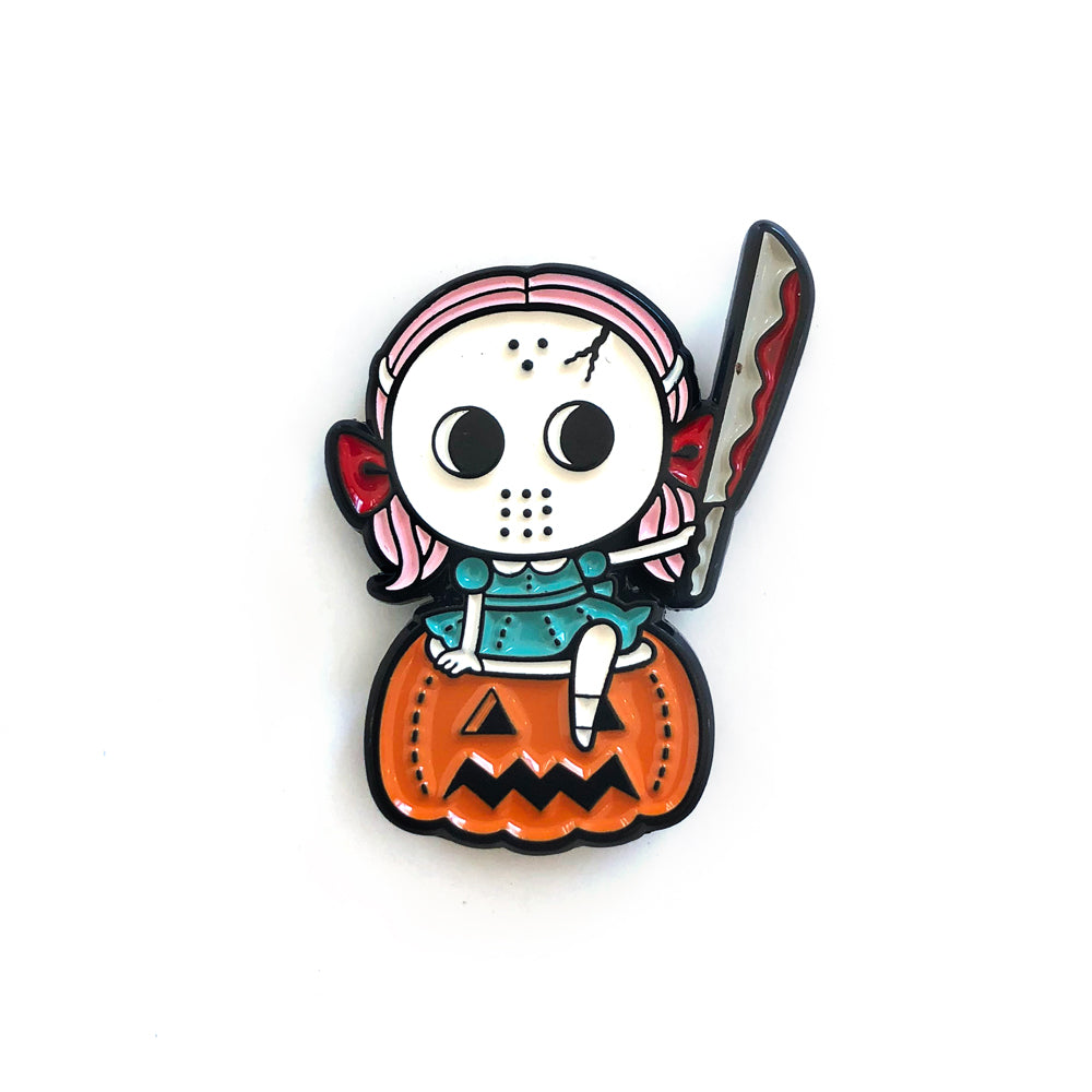 Mizna Wada - Friday the 13th Pin