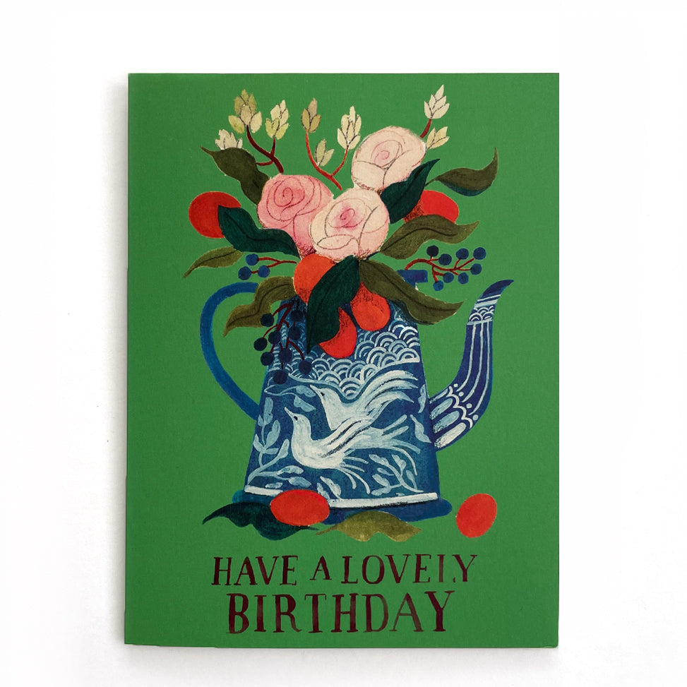 Lovely Birthday Card