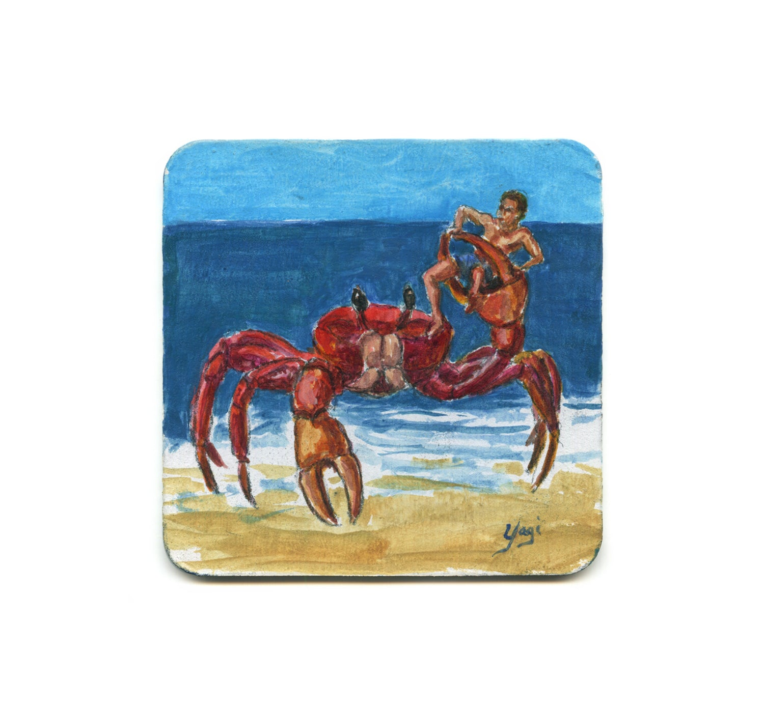 S1 Sandra Yagi - Maneating Crab Coaster