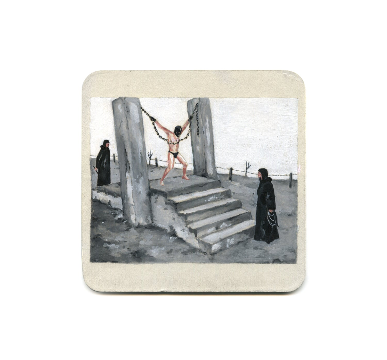 Sean Morris - Pillars Coaster