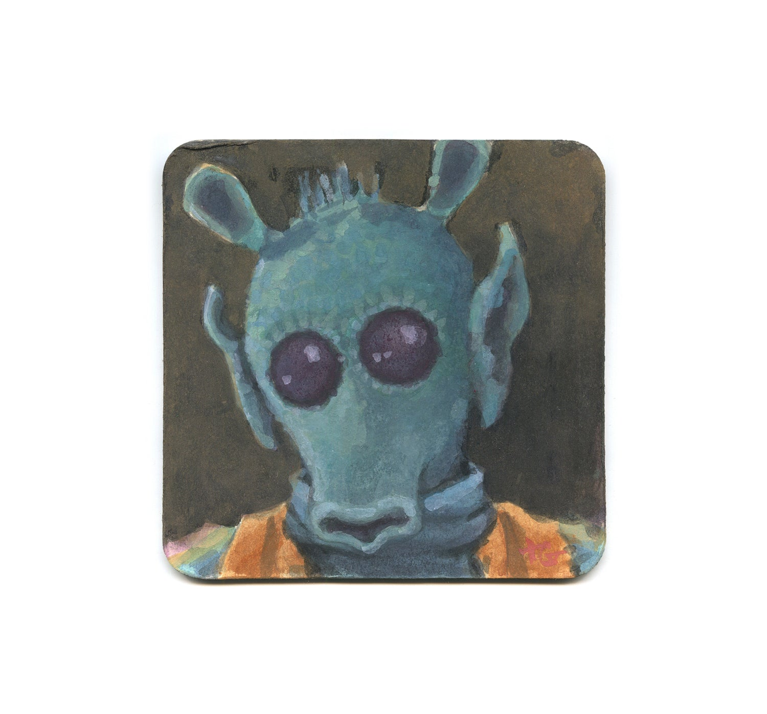 Terrence Gasca - Greedo Coaster