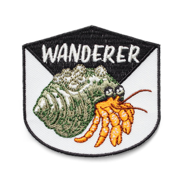 Wanderer Hermit Crab Patch