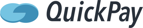 Quickpay logo dark