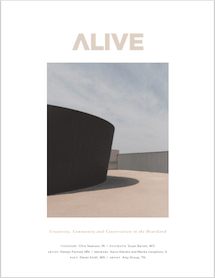 ALIVE Magazine Issue 1 2018