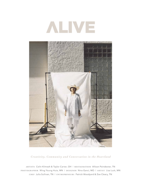 Alive Magazine Issue 4 2018