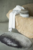 ALIZEE Towel, STONE bath rug, hand towels