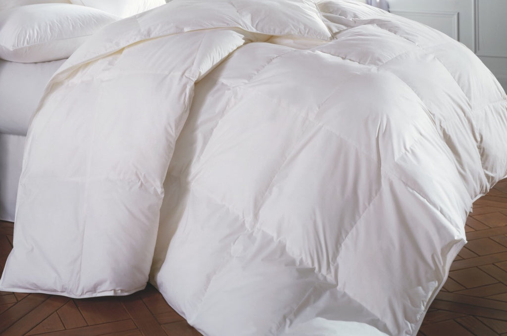 HIMALAYA - WHITE GOOSE DOWN PILLOW (800+ Siberian White Goose Down)