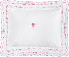 SILK PILLOW - HEART 6341 DESIGN