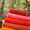 Super pile towels comes in 60 colors