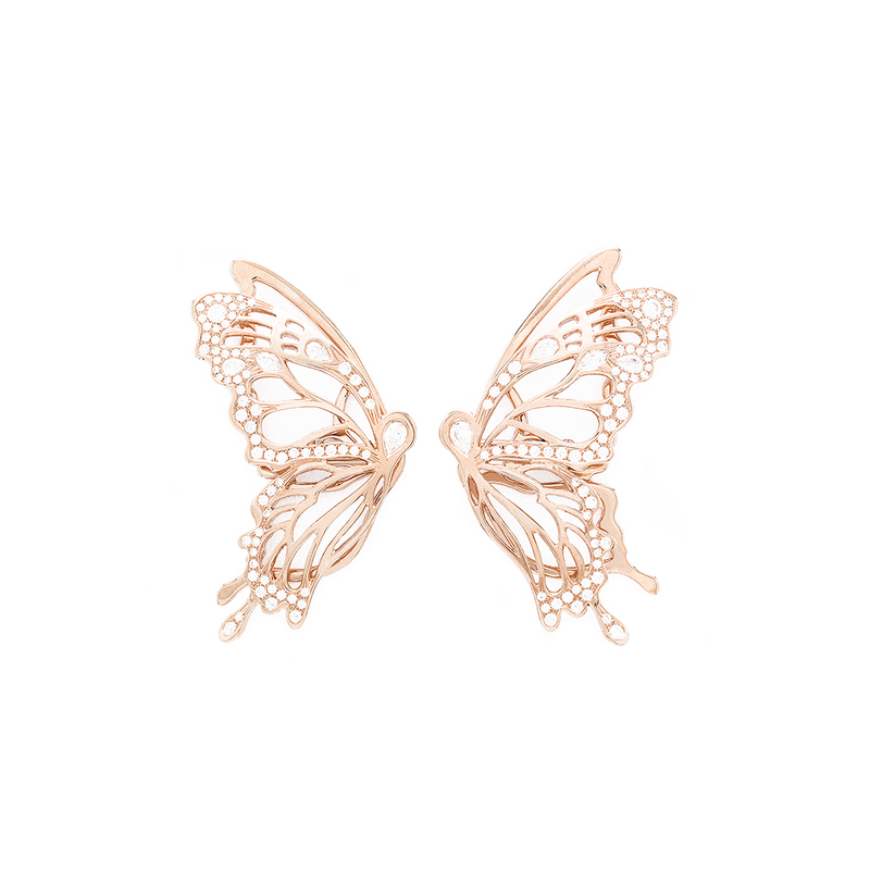 Annabella Butterfly Earrings