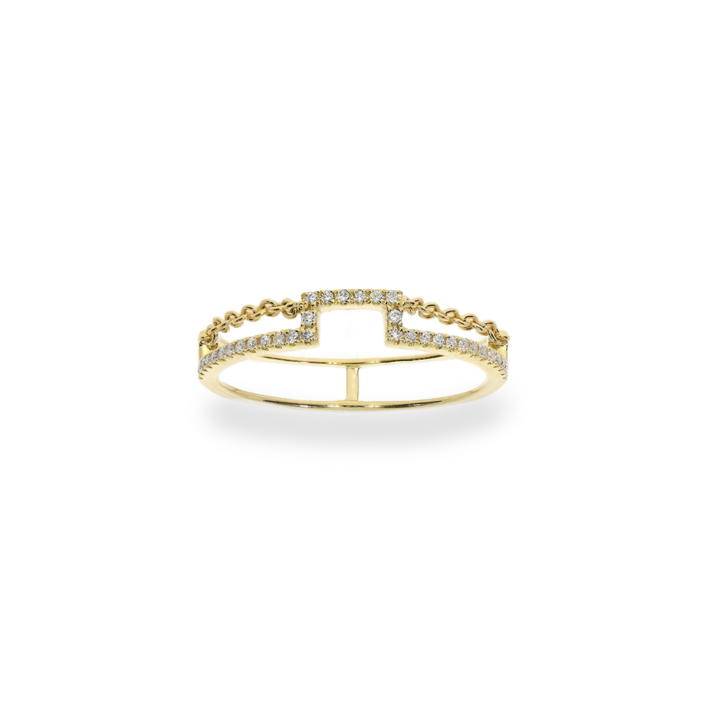 Eternity and Chains Ring