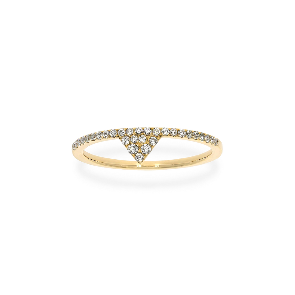 Big Prism Eternity Ring